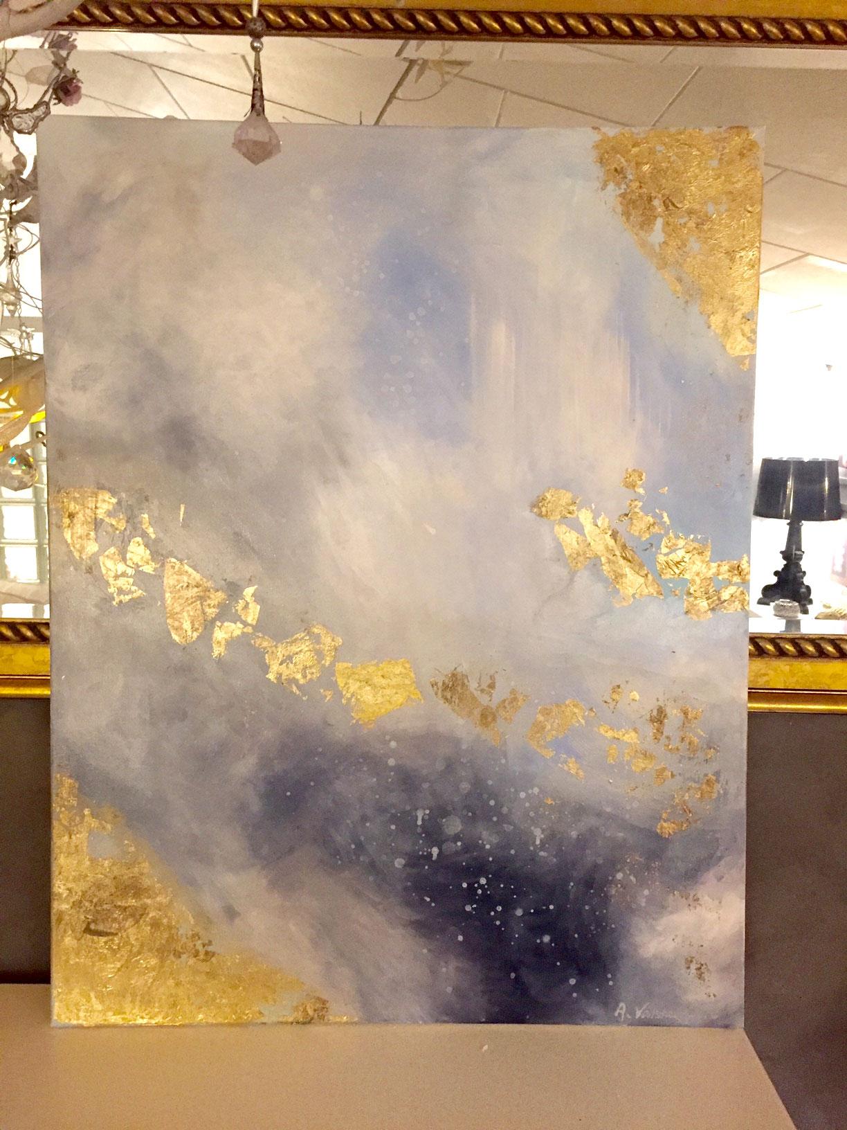 maleri-golden-storm