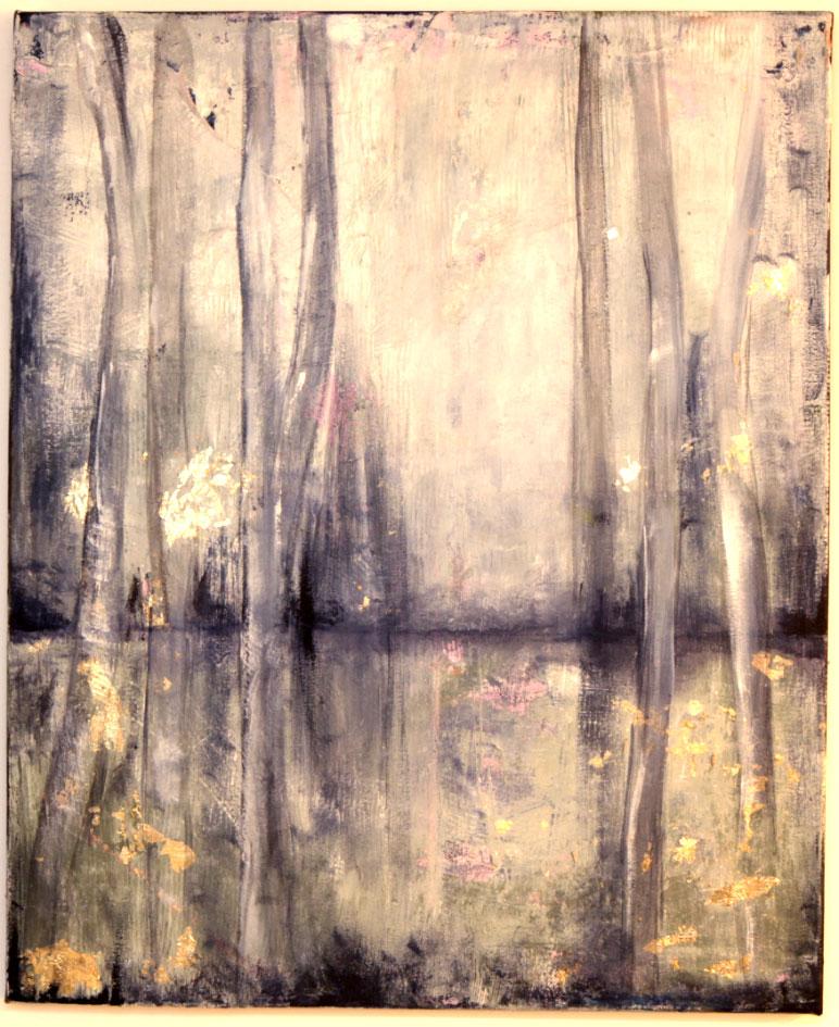 "Nytt bilde ""Golden Birch"". Solgt."